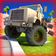 Chaos Truck Drive Offroad Game