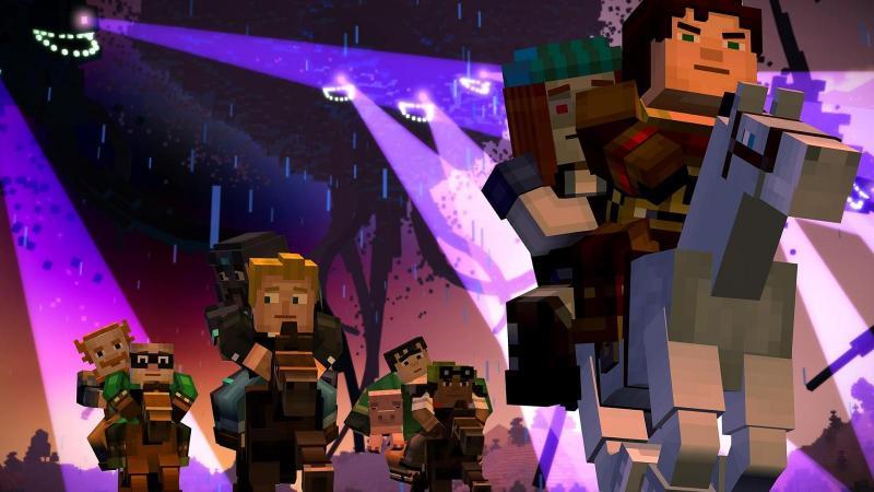 Minecraft: Story Mode скачать v1 37 (Все эпизоды) на Android