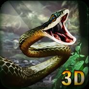 Wild Python Hunt 3D