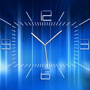Clock Azure LWP