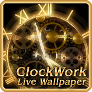 ClockWork Live Wallpaper