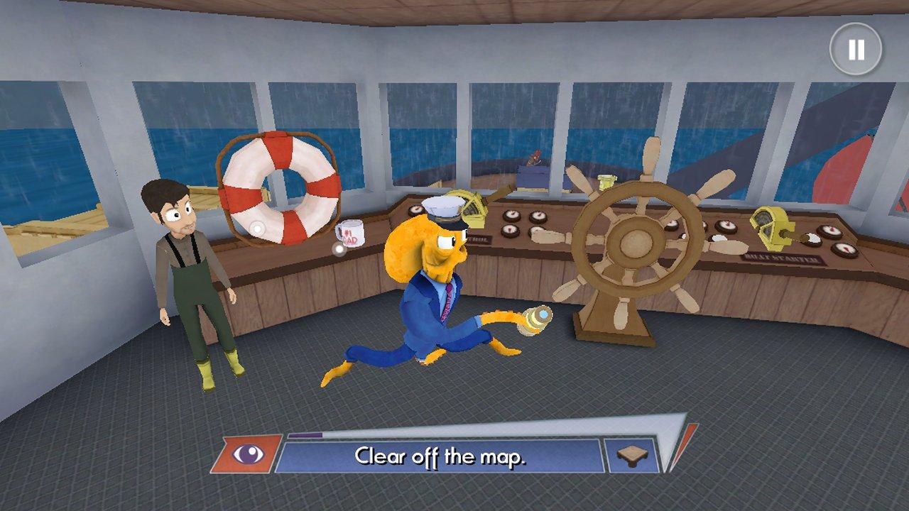 Игра Caligo Chaser на android - lg-optimus.net