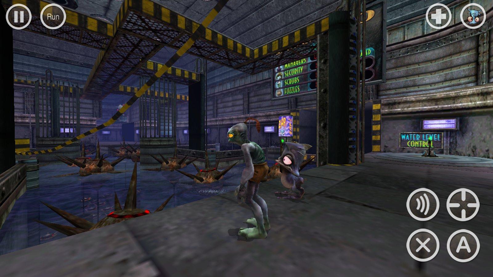 Игру на андроид oddworld stranger's wrath на …