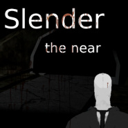 Slender Man the near