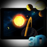 3D Solar System Parallax LWP