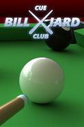 Cue Billiard Club: 8 & 9 Ball Pool + Snooker