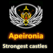 Apeironia: Strongest castles