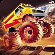 American Football Stunt Truck