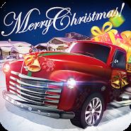 Christmas Snow Truck Legends
