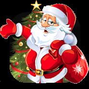 Santa Claus Xmas Live WP