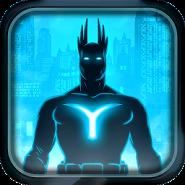 Superhero Bat Fight