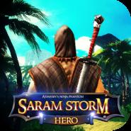 Saram Storm Hero