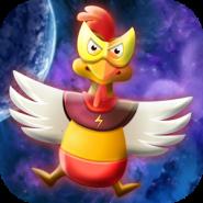 Chicken Shot - Space Warrior