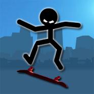 Stickman Skate