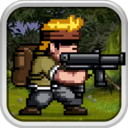 Soldiers Rambo 2 - Forest War