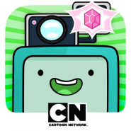 BMO Snaps - Adventure Time Photo Game