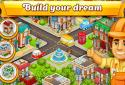 Megapolis Сity:Village to Town