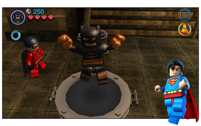 Скачать LEGO Batman: Beyond Gotham на Android …