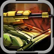 Heavy Weapon - Rambo Tank