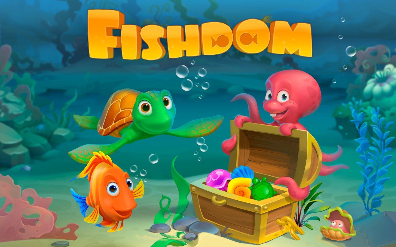 Мой Рыбный Аквариум - Игры - apkgk.com