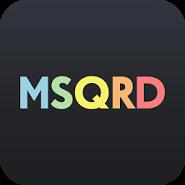 MSQRD v1.8.3  Full (2021) | Rasmlarga Niqob qo'yish android apk.