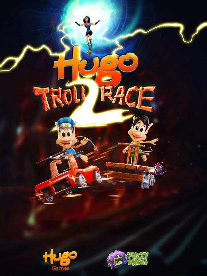 hugo troll race 2 1 1 0 android. Black Bedroom Furniture Sets. Home Design Ideas