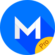 M Launcher Pro-Marshmallow M