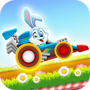 Easter Bunny Racing For Kids