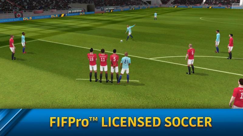 скачать игры на андроид dream league soccer 2016 много денег