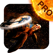 Star Turtle Pro Live Wallpaper