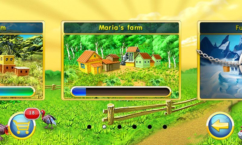 Игры на андроид веселая ферма 3 бесплатно