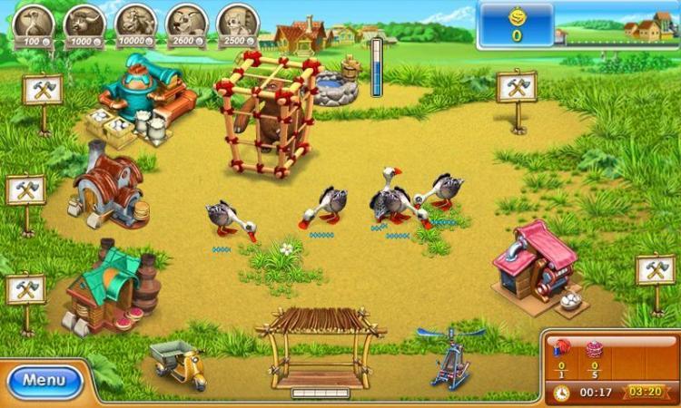 Онлайн играть веселая ферма 3 русская рулетка играть симулятор карта