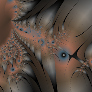 Interactive Fractal Wallpaper