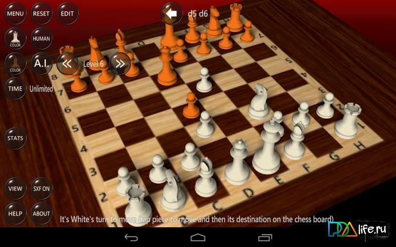 игры на андроид шахматы