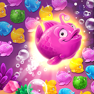 Mermaid puzzle – fish rescue!