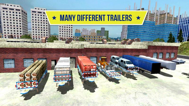 Big Truck Hero - Truck Driver Screenshot