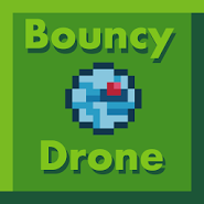 Bouncy dron