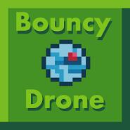 Bouncy dron