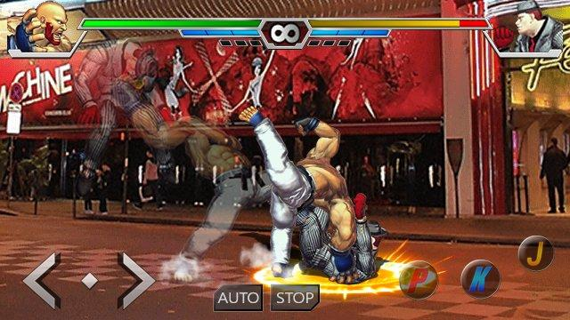 Infinite Fighter-fighting game Screenshot
