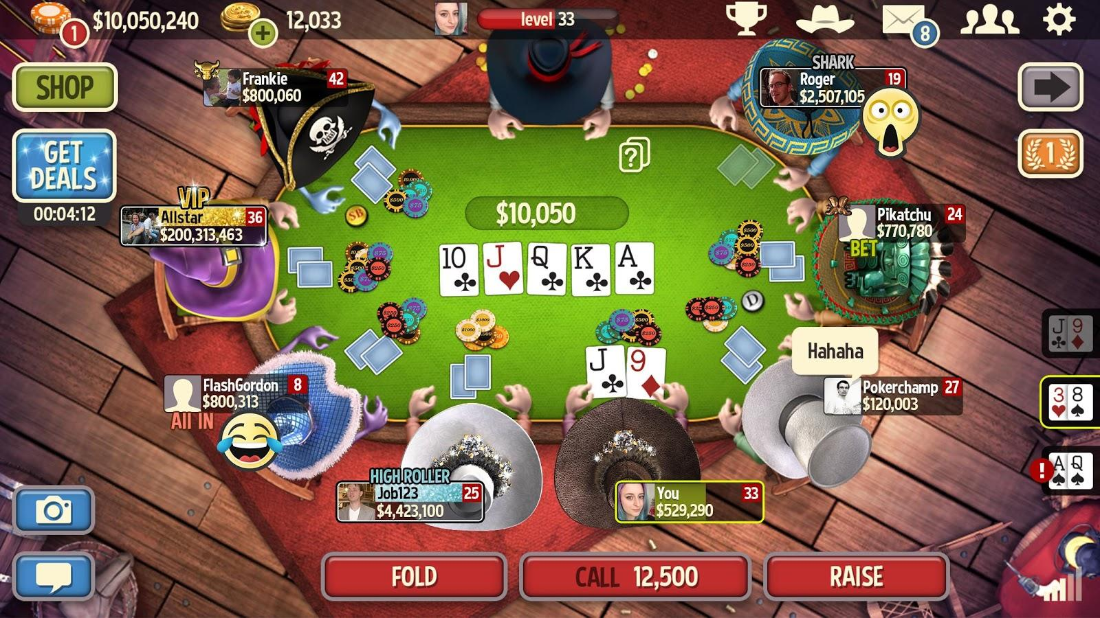 Governor of Poker 3 скачать 4.6.0 APK на Android