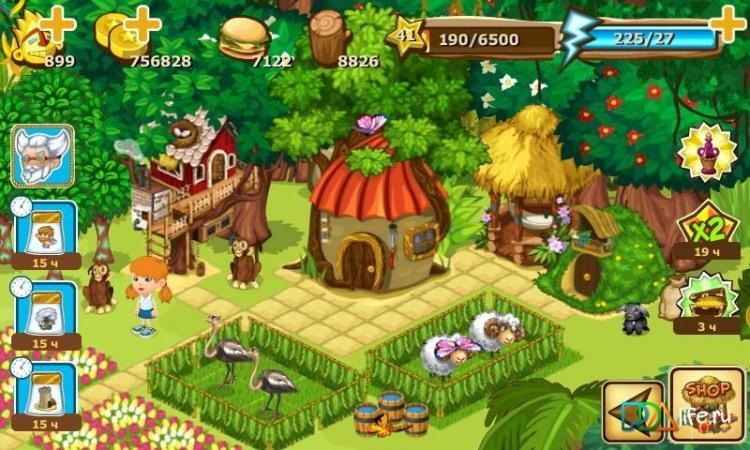 zoo farm игра с выводом денег