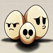 Greg's Eggventure - Egg Puzzle