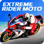 Moto Rider Extreme Racing