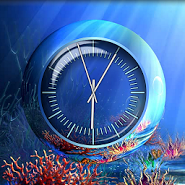 Clock Coral Reef LWP