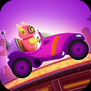 Cute Robot Car Racing