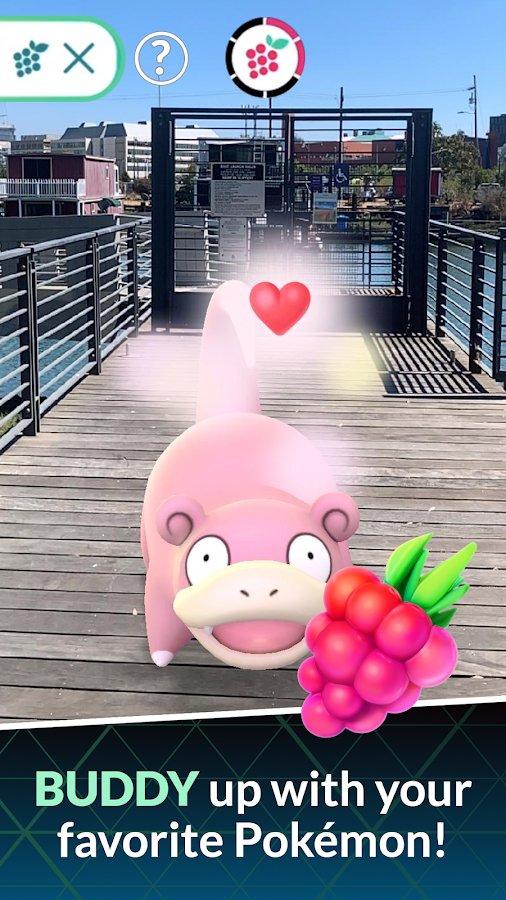 Скачать Pokemon GO (Покемон ГО) на Андроид бесплатно 0.201