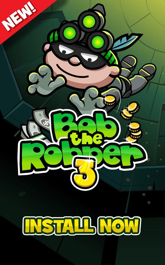 Скачать игру для мальчиков Грабитель Боб 2 бесплатно
