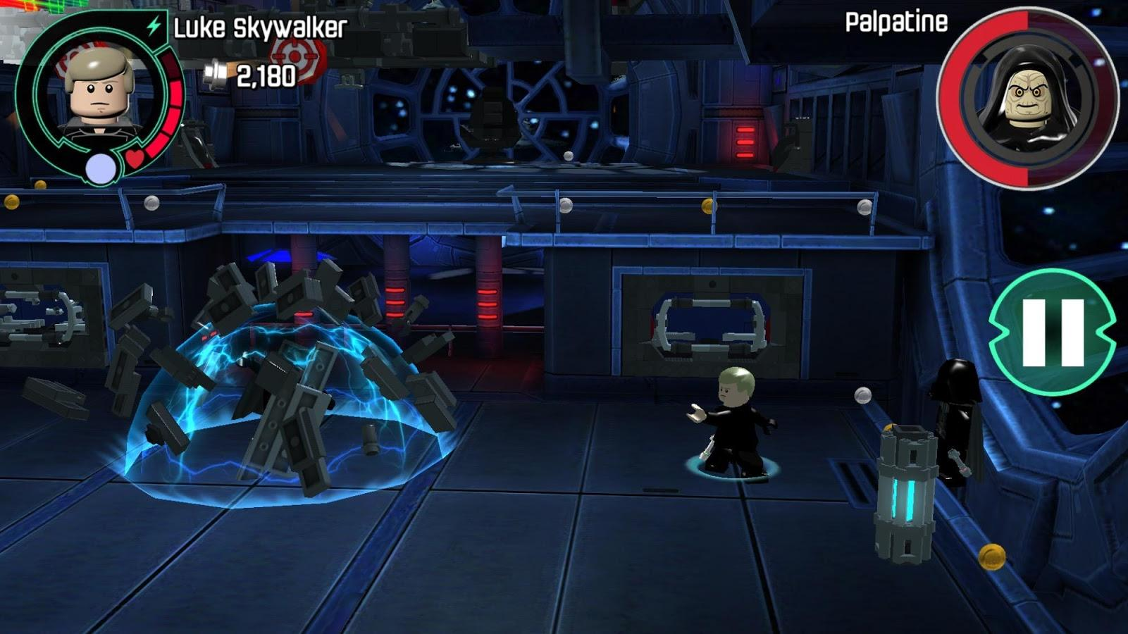 LEGO Star WarsTM: The Complete Saga Android » …