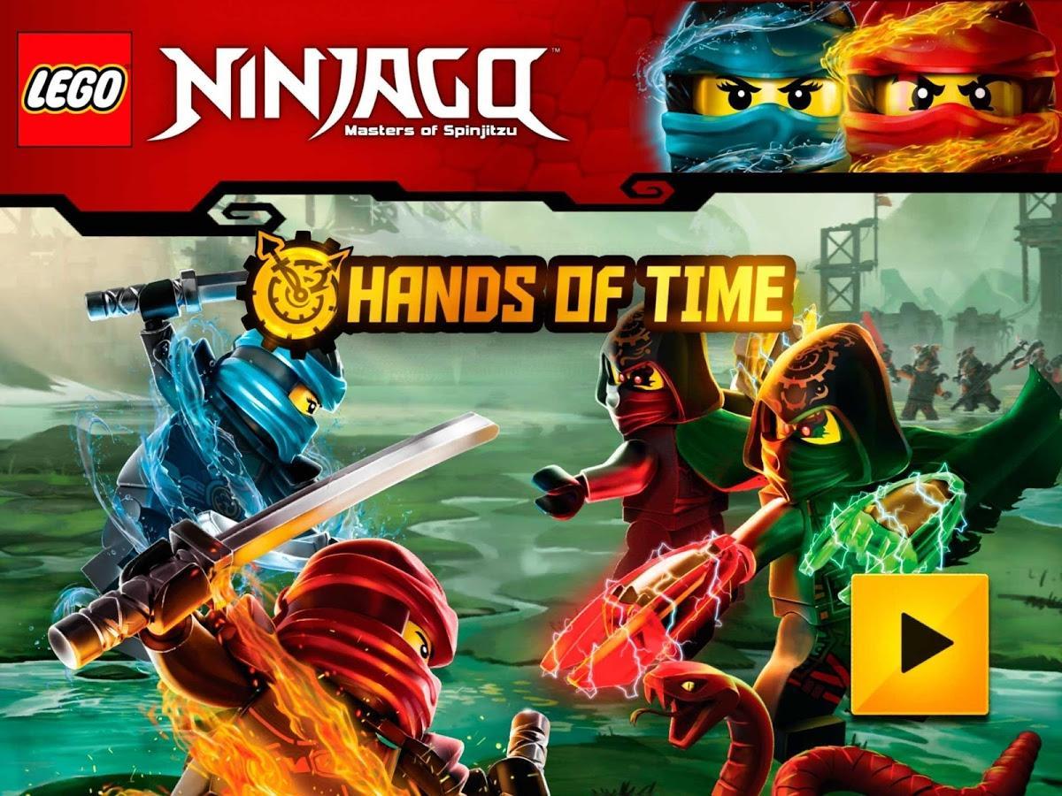 LEGO Ninjago WU-CRU скачать 110.11.348 APK на Android