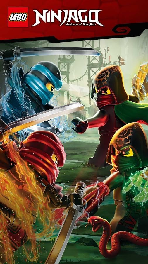LEGO Ninjago WU-CRU v110.11.348 APK + OBB for Android